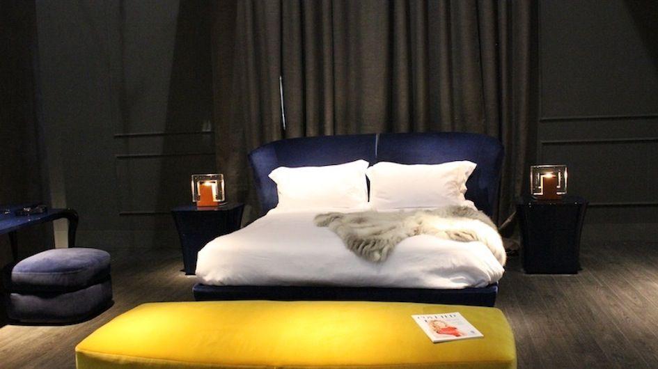 Luxury Brands: Fendi Casa at Maison & Objet 2016