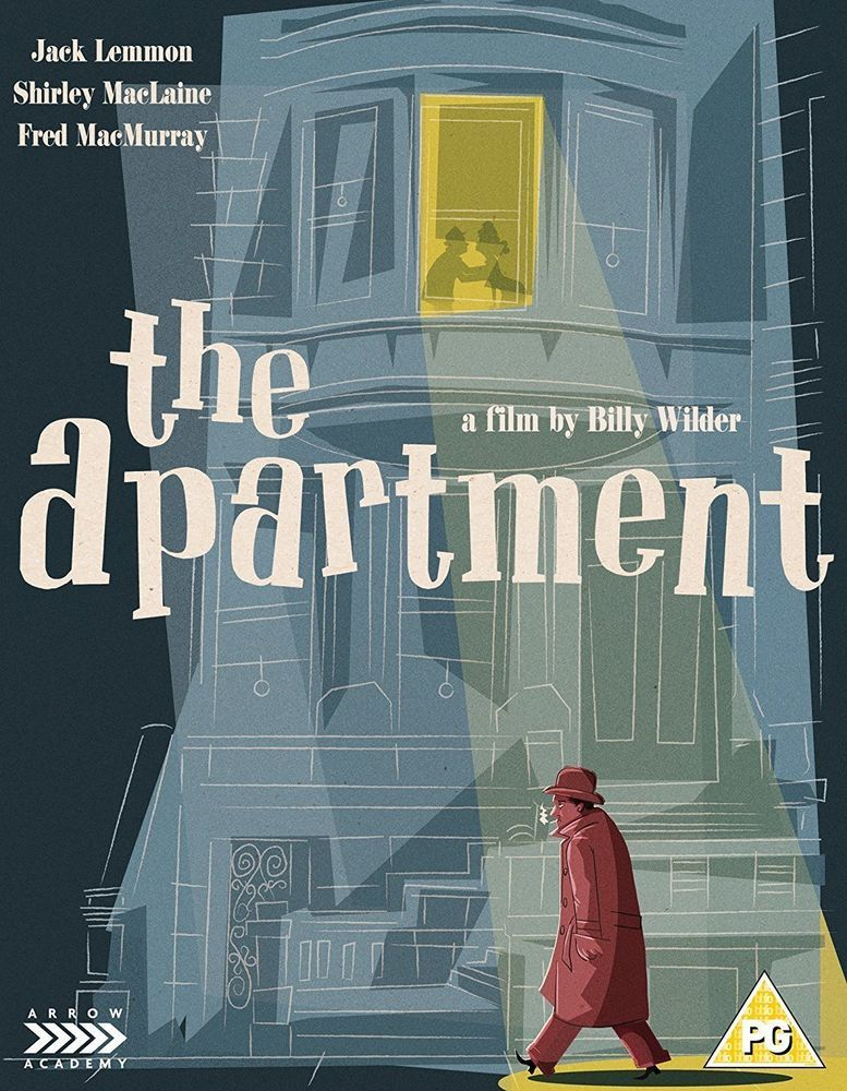 The Apartment Limited Edition Blu Ray Dvd Cd 2017 Sealed Uk Region Free Arrowfilmsuk