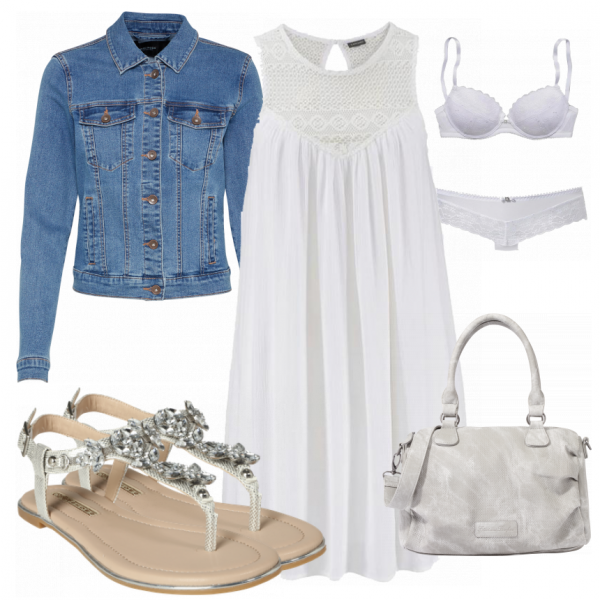 Irina Damen Outfit - Komplettes Freizeit Outfit günstig kaufen    FrauenOutfits.de dfa834c423