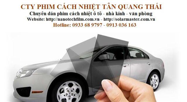 Nên dán phim cách nhiệt ô tô loại nào cho phù hợp với xe? ,Phim cách nhiệt Tân Quang Thái uy tín nhất Hồ Chí Minh 0933 68 9797 A. Khải