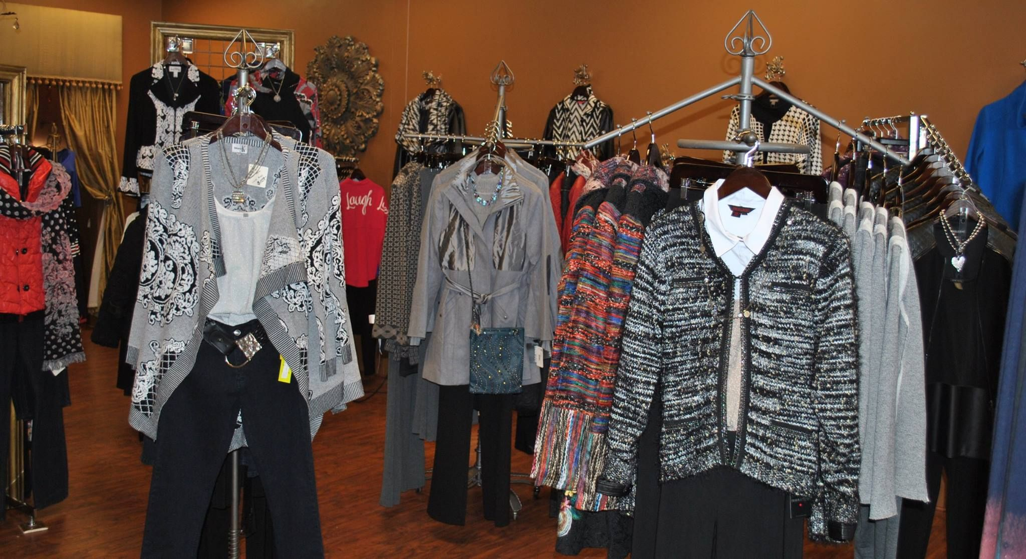 Looking good at Indulge Boutique Eagan, MN