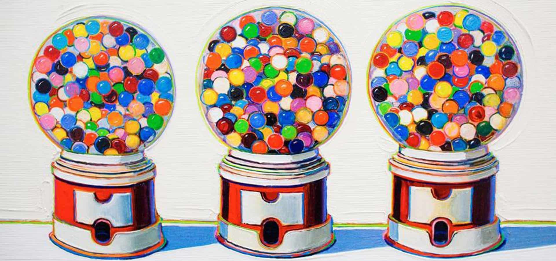 At 97 still life painter wayne thiebaud commands a price