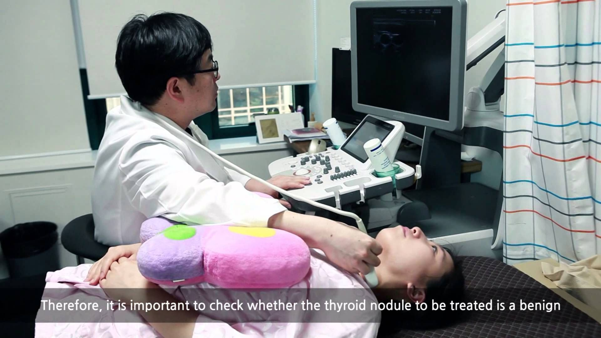Benign Thyroid Nodule Rfa Thyroid Nodules Thyroid Thyroid