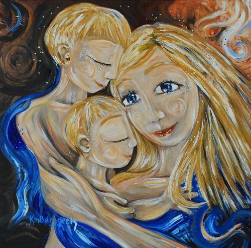 mother of multiples, mother of twins, mom of twins, mom of mulitiples, twin boys, sons, blue, blonde hair, blue eyes, long hair, moms of twins, mothers of twins, moms of multiples, kiss, eyes open, siblings, brothersr, mother and child, motherhood, childh