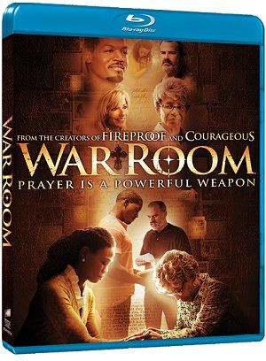 The Power of Prayer - War Room the Movie | Counting My Blessings ...