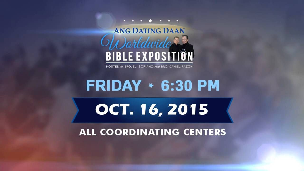 35th anniversary ang dating daan live broadcast