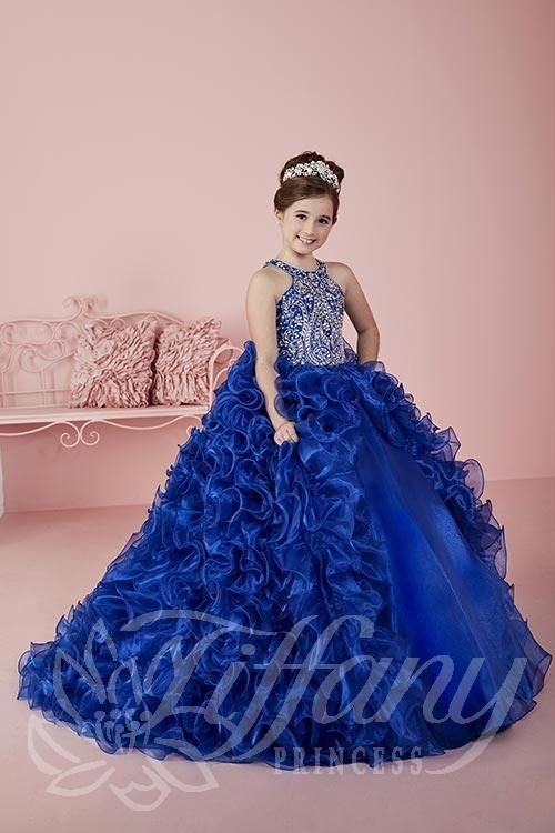 Pageant dress styles