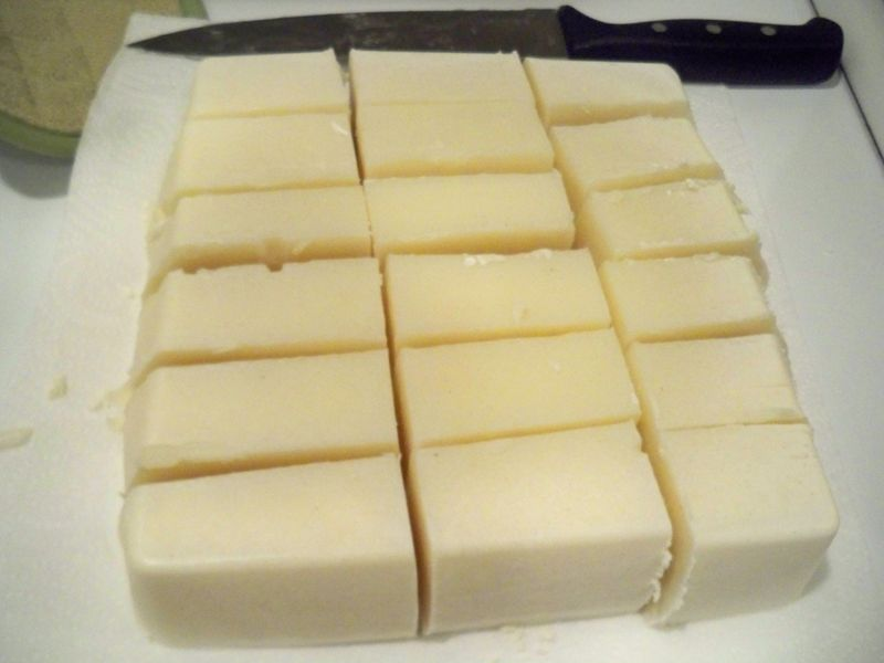 Cold Process - Soap Making For Beginners, Unscented w/ Recipe