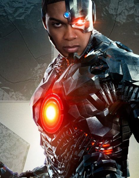 Justice League Cyborg Ray Fisher IPhone Wallpaper
