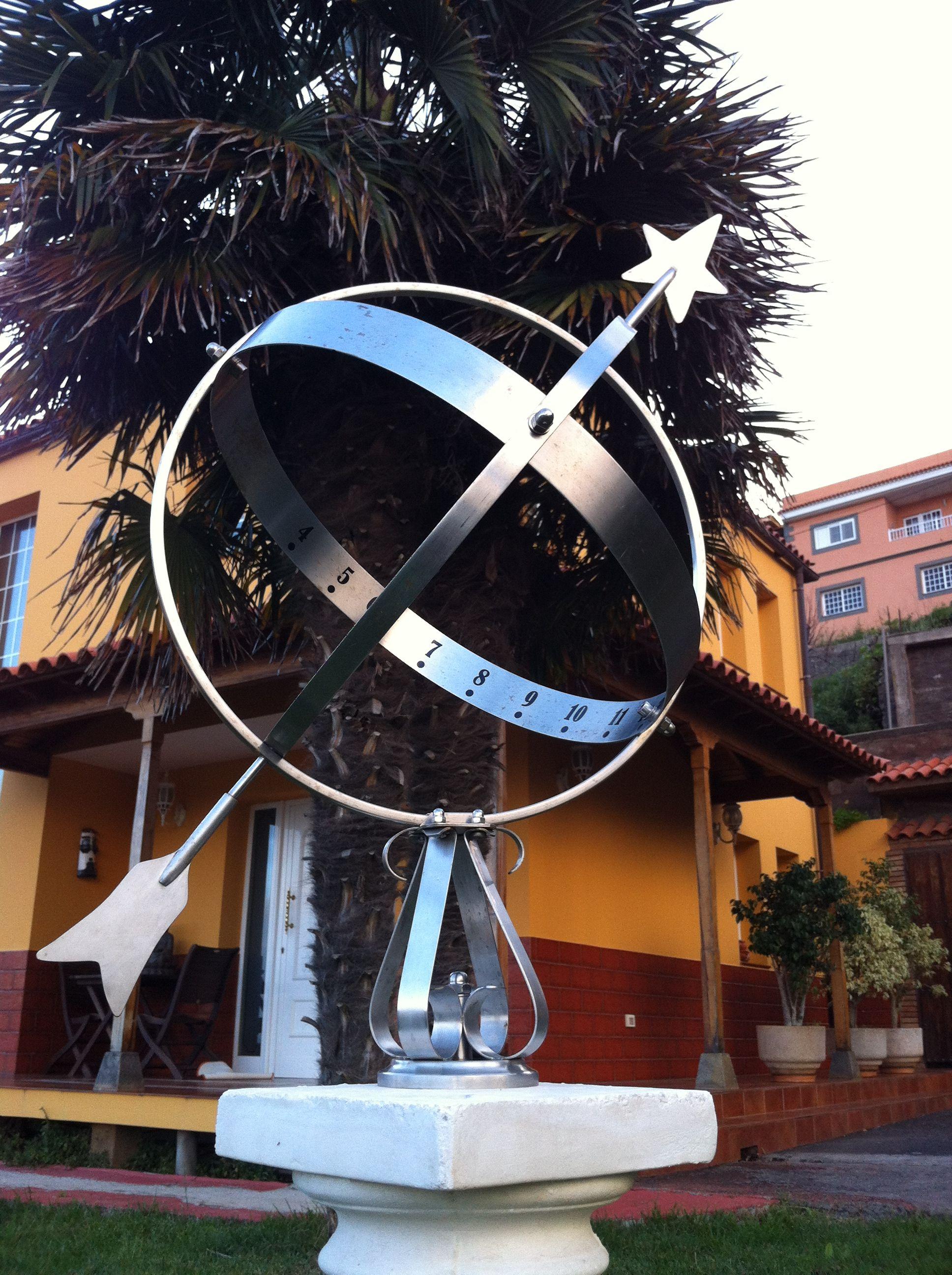 Reloj de sol. Tenerife