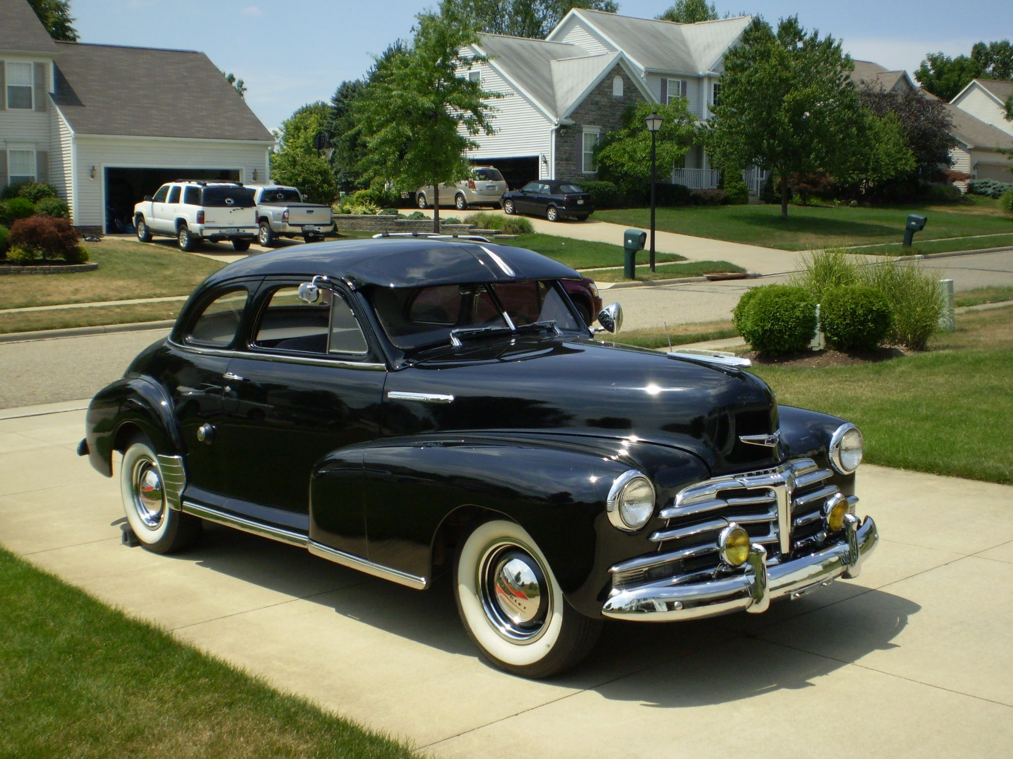 1948 Chevrolet Bel Air