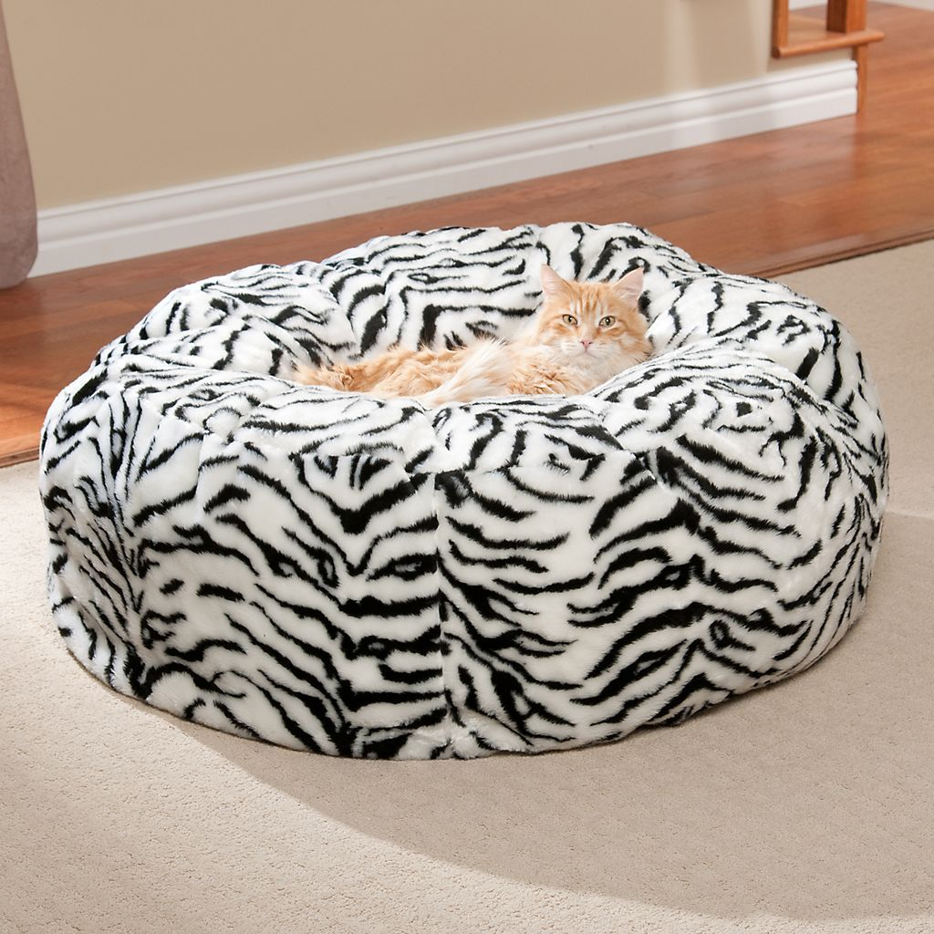 Sensational Doctors Foster Smith Deluxe Slumber Ball Pet Bed Decor Pabps2019 Chair Design Images Pabps2019Com