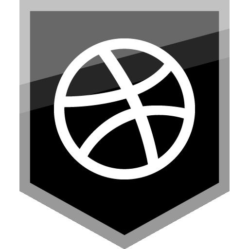 Dribbble-Free-Silver-Shield-Icon-AlfredoCreates