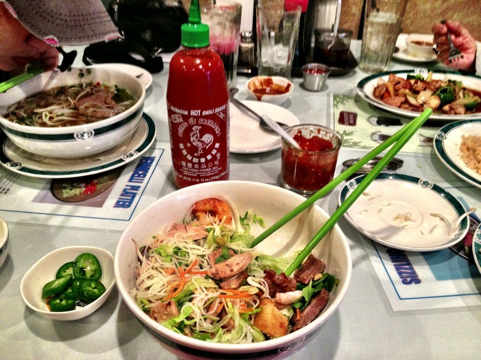 Oklahoma City Ok Lido Is A Fusion Restaurant Offering A Blend Of Vietnamese Chinese And French Foods Vietnamese Restaurant French Delicacies Asian Recipes