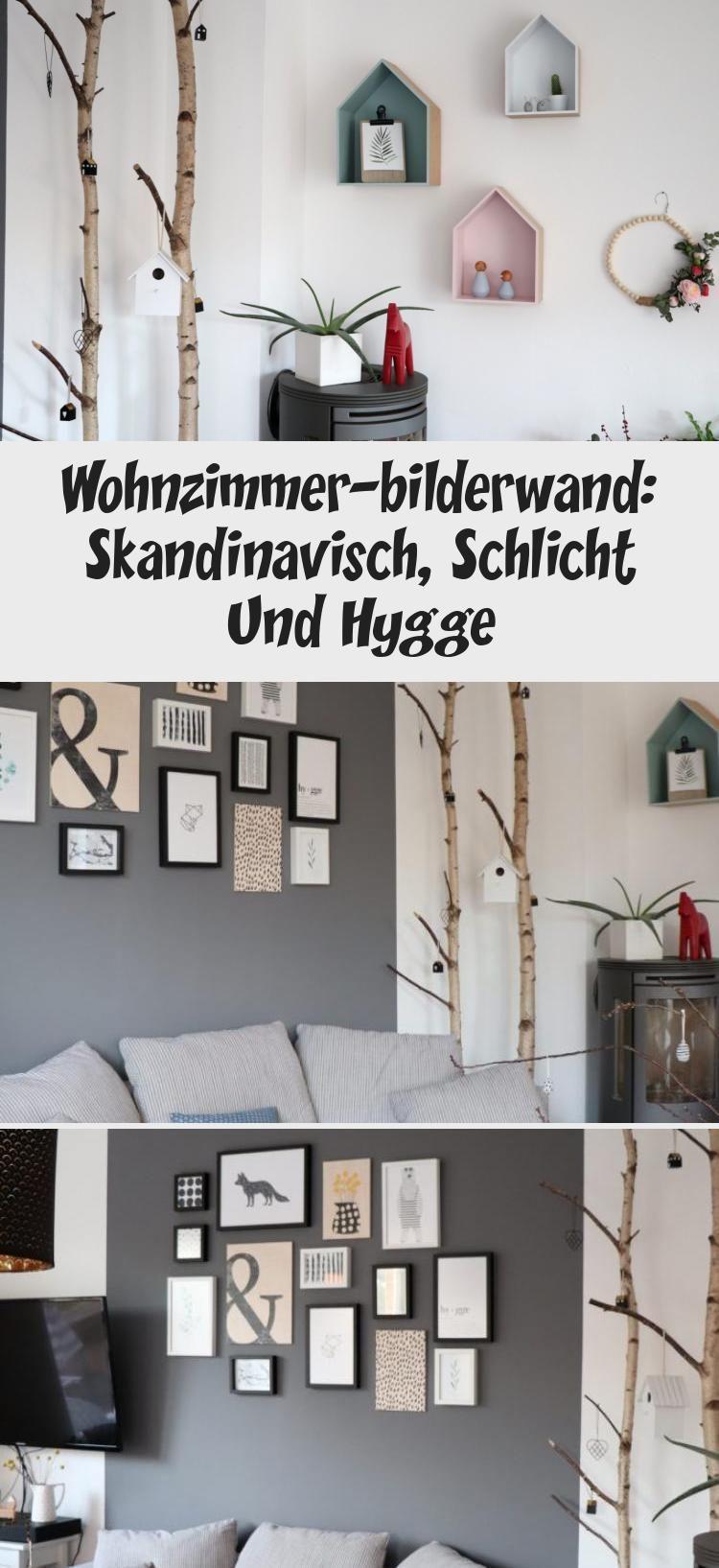 Wohnzimmer Bilderwand Skandinavisch Schlicht Und Hygge Picture