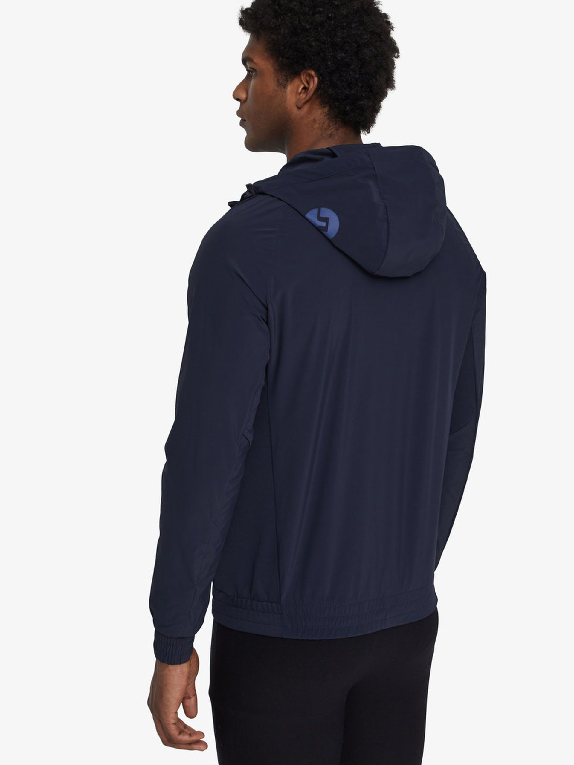J.Lindeberg Mens Athletic Down Bomber Jacket