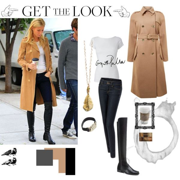 """""""Get The Look - Gwyneth Paltrow"""" by lena-shaw on Polyvore"""