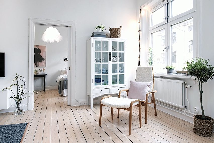 Inspiring homes alvhem home in vasastaden nordic days