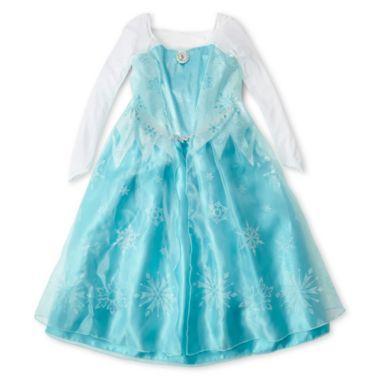 96cae5de7e93 Disney Frozen Elsa Costume – Girls 2-10 found at  JCPenney