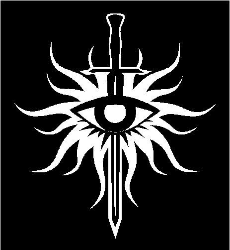 Dragon Age Symbol Tattoo