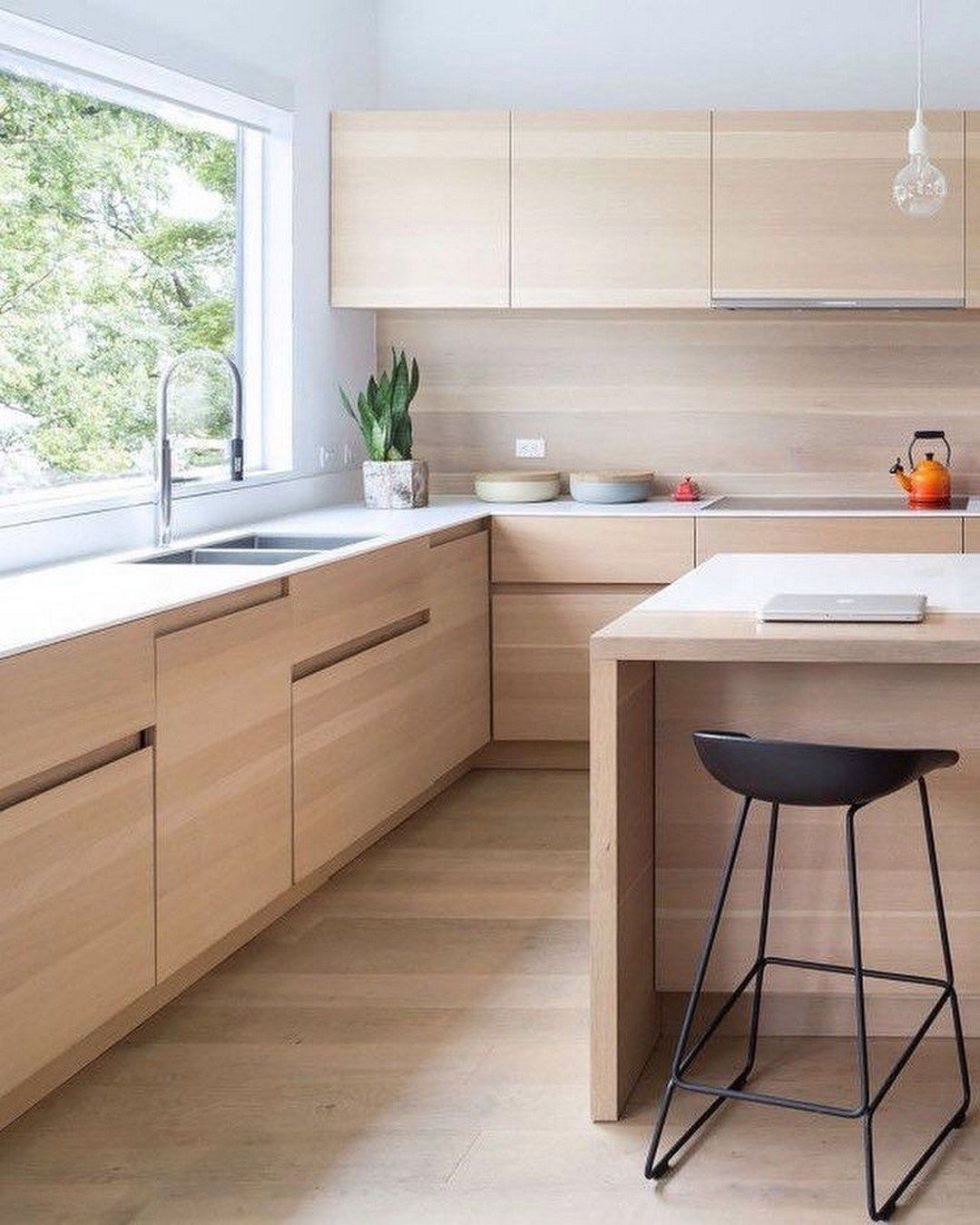 29 Design Combinations For A Modern Kitchen 10 Kitchen Ideas Wood Kitchen Cabinets Kitchen Cabinet Design Modern Kitchen Design