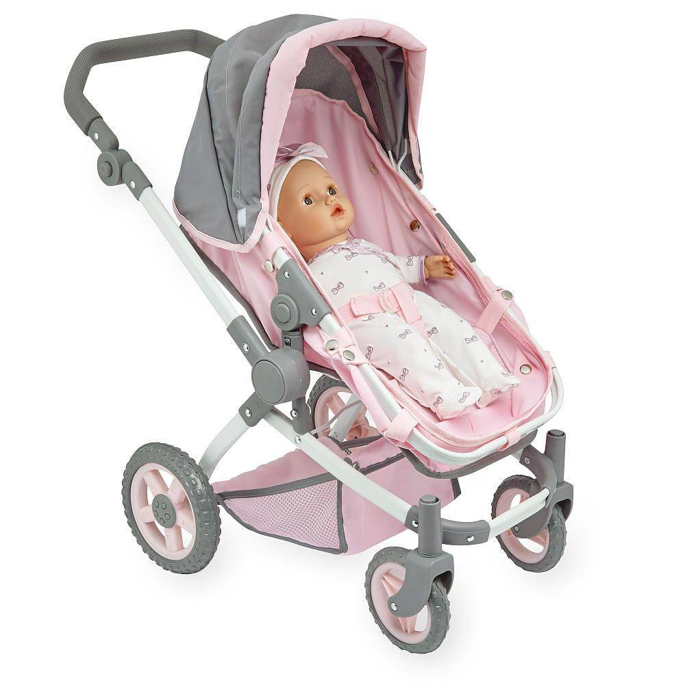 You Amp Me Baby So Sweet Premium Doll Pram Toys R Us