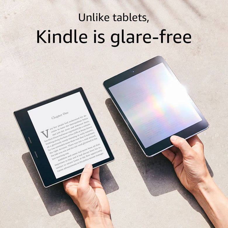All-New Kindle Oasis E-reader | Tablets accessories | Kindle