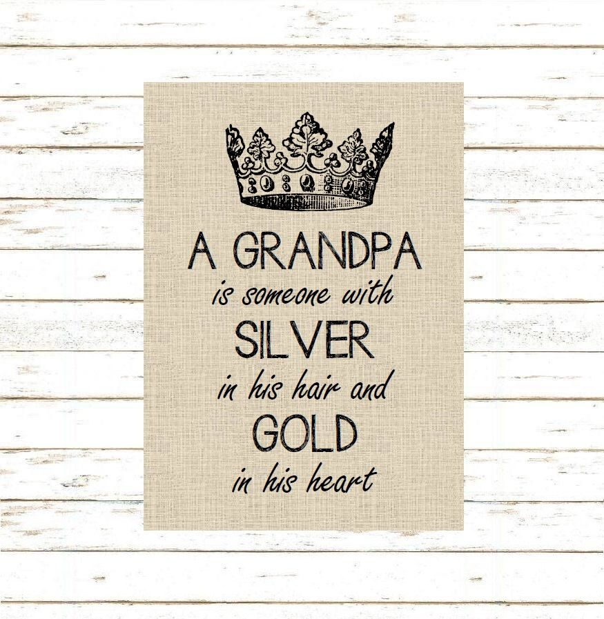 Items similar to Grandpa Gift. Print and Pop into any frame. DIY Instant Download Print from Home. Gift for Him. Stocking Stuffer. Christmas Gift on Etsy #grandpagifts