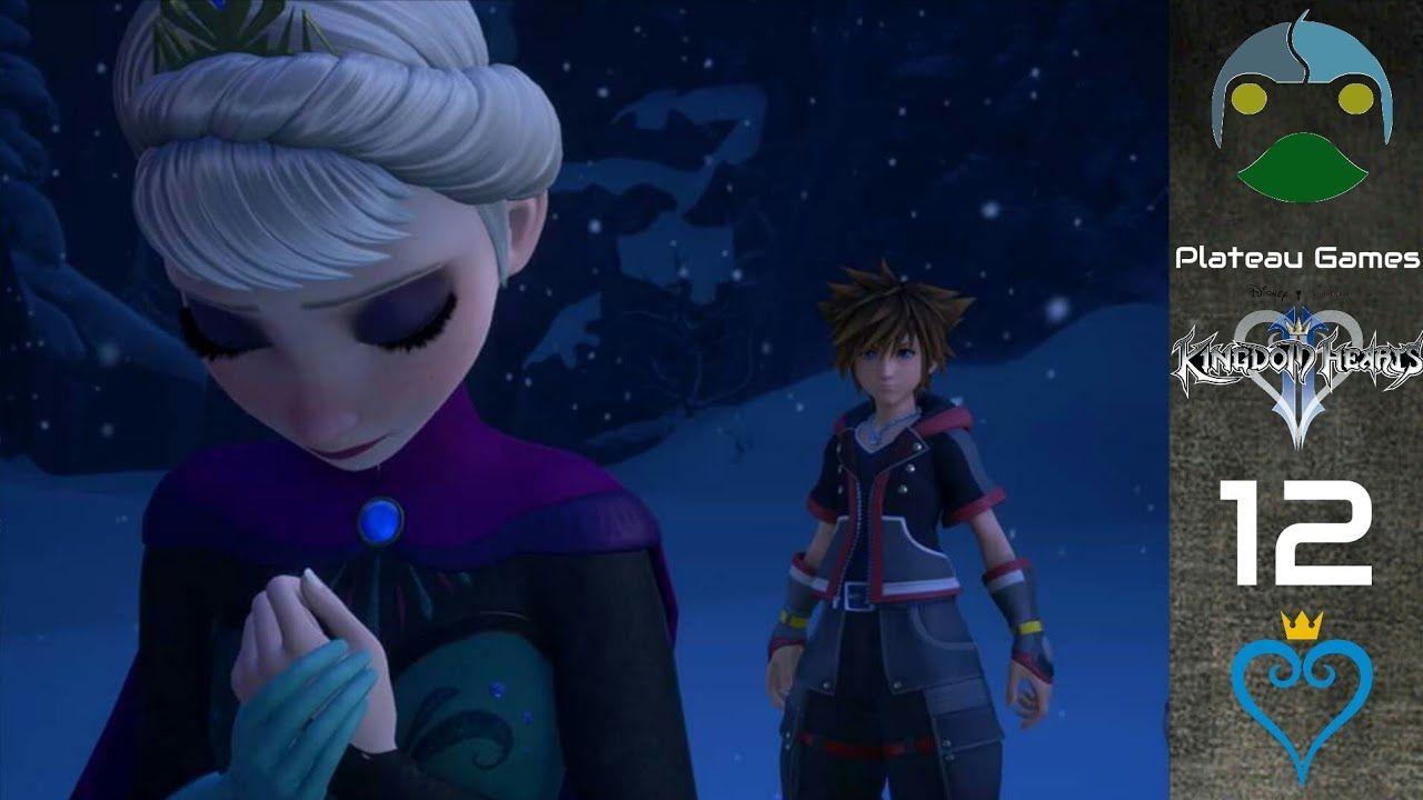 Kingdom Hearts 3 12 ملكة الثلج فروزن Movie Posters Movies Poster