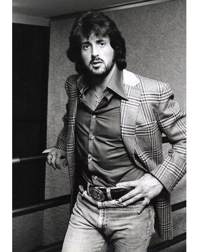 6c192511 Sylvester Stallone... Style Icon? | Men's Style | Sylvester stallone ...
