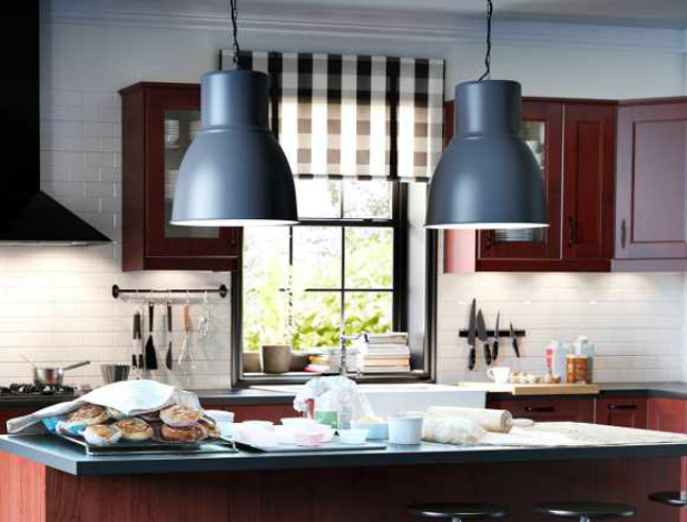 Ikea Hektar Pendant Lights Kitchen Lighting