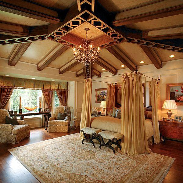 Best 20 Luxurious Design Of Mediterranean Bedroom 400 x 300