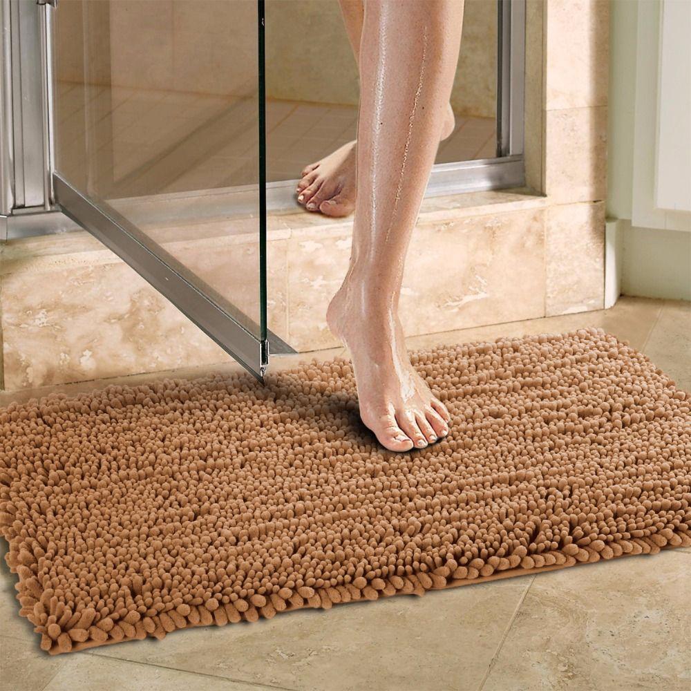 Click To Buy 50 80cm Lifewit Large Thicken Bathroom Rug Floor