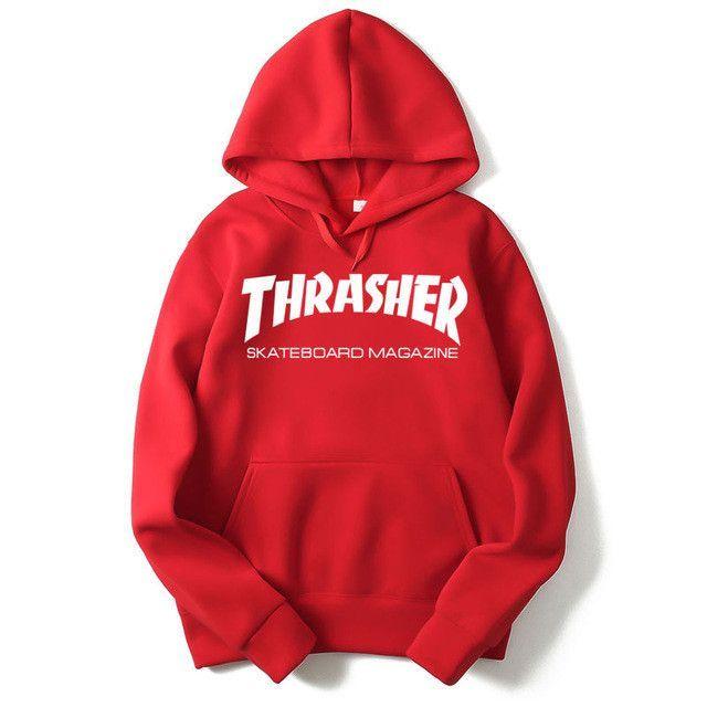 Sudadera Hombre THRASHER Skate mag Hood