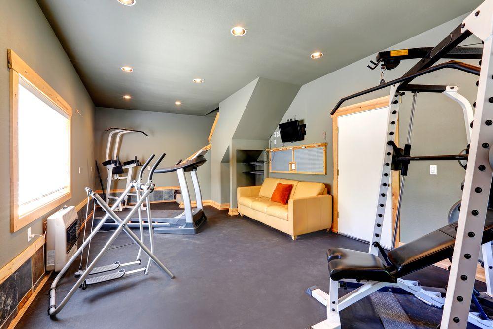 75 Home Gym Design Ideas Photos Home Gym Ideas And
