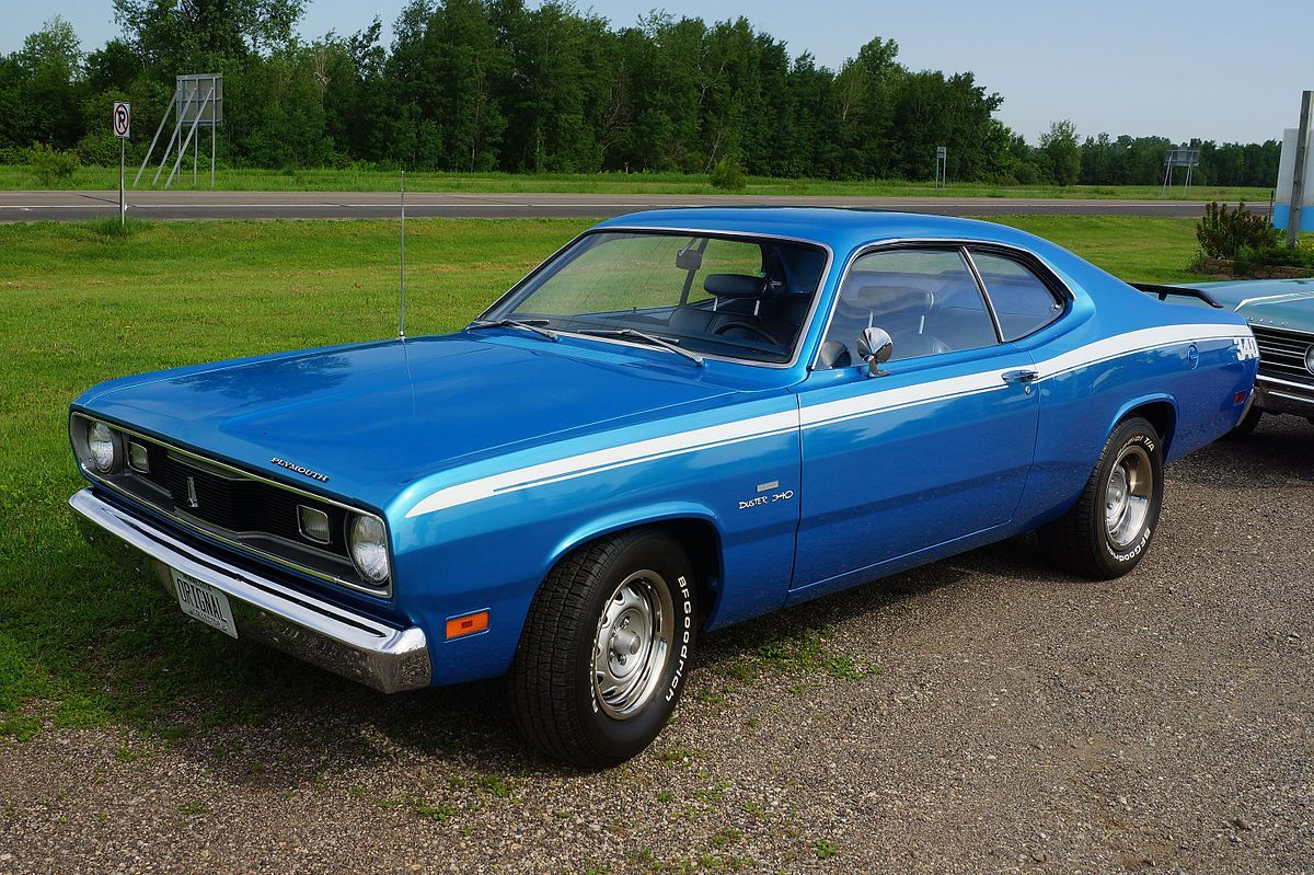 Plymouth Duster Wikipedia Plymouth Duster Dodge Duster Plymouth Cars