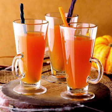 Creep-Tastic Halloween Cocktails Party fun, Apple cider and Birthdays - halloween drink ideas for kids