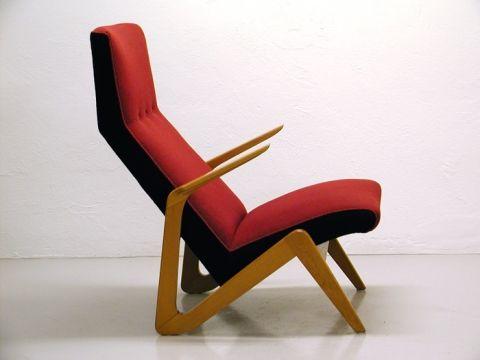 Bertil Fridhagen - Easy chair for Bodafors, 1956
