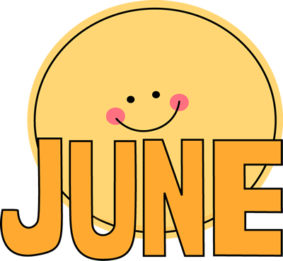 free month clip art month of june sun clip art image the word rh pinterest com june clip art free june clip art photos