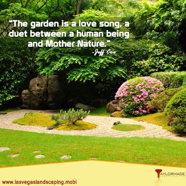 Landscaping Quotes Mesmerizing Landscaper Landscapeinstallation Summerlin  Motivational Quotes