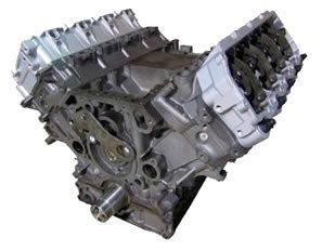 FORD 6 4L POWER STROKE 06 TO 08 REMANUFACTURED LONG BLOCK | 7 4