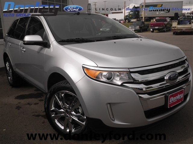 Donley Ford Of Galion 2014 Ford Edge Sel Ford Edge New Cars