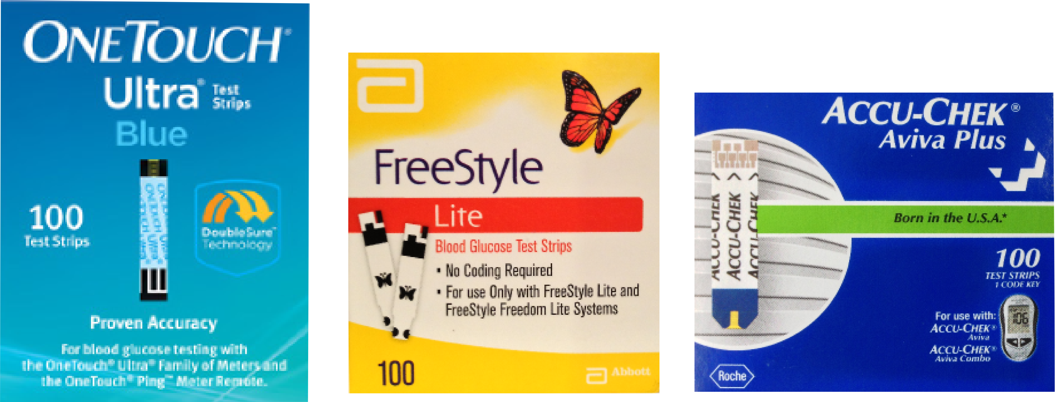 how to get free diabetes test strips