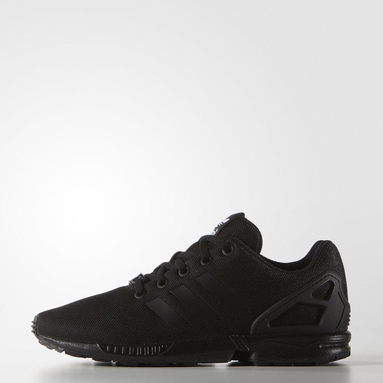 magasin en ligne f72e6 c4acc ZX Flux Shoes | Footwear in 2019 | Black adidas, Adidas zx ...