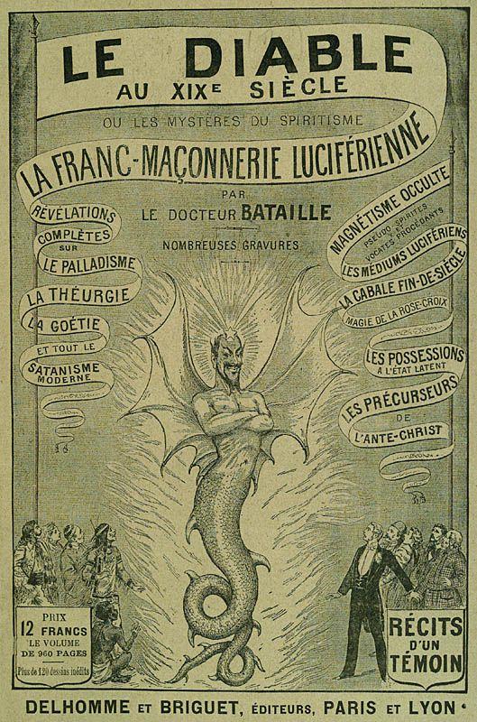 Fantastic Image Record Avec Images Franc Maconnerie Le Maitre Et Marguerite Diable