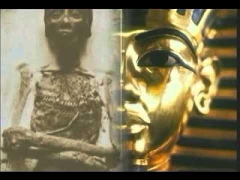 Zona oculta. La maldición de Tutankamon