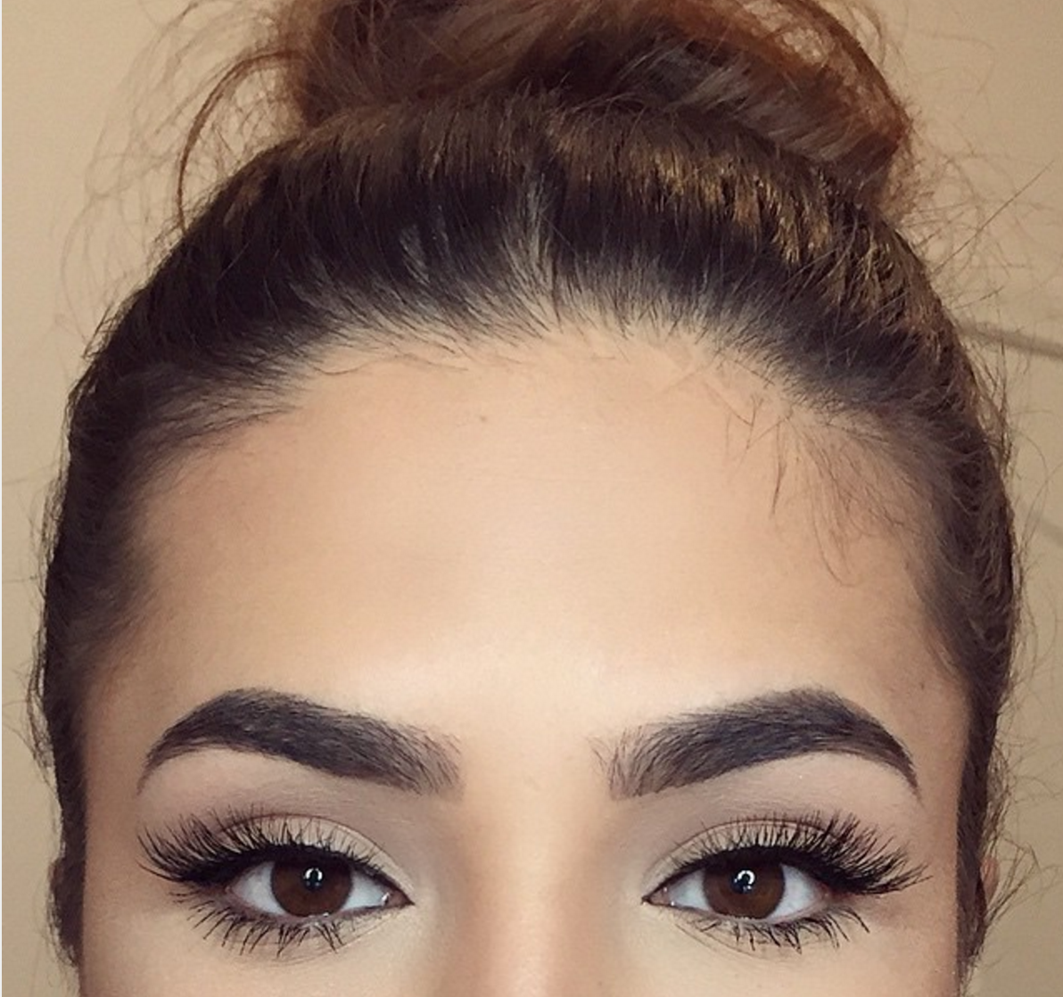Bold and Beautiful! Eyebrow Extensions. http//www