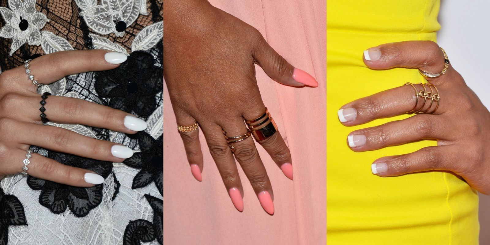 All the Different Nail Shapes — Decoded