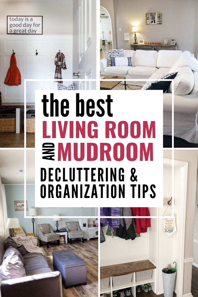 Diy Mudroom Organization For Small Spaces Mudroom Organization