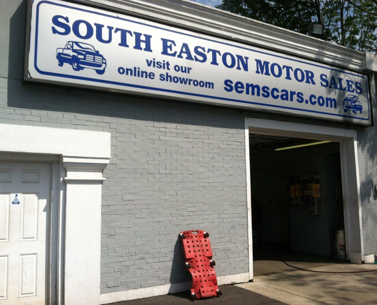 South Easton Motor Sales Inc In South Easton Ma Proudly